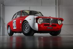 The restoration of this magnificent original Autodelta GTA Corsa, AR 613102 (reg B 39776 MI) is completed and the car has been returned to its exact 1966 Autodelta specification in ever detail down to the last nut & bolt. Great care has been taken to not over restore the car; its original never re-trimmed seats, floor …