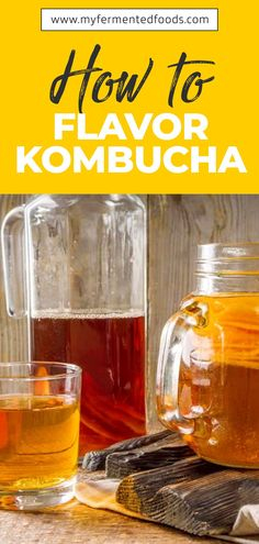 We are sharing some of our favorite combinations however, be creative and try your own flavor combination.. . . #MyFermentedFoods #FermentedFoods #KombuchaTea #KombuchaDrink #Kombucha #KombuchaRecipe #Fermenting #FlavorKombucha #BestKombucha Kefir How To Make, Kombucha How To Make, How To Eat Paleo, How To Stay Healthy, Best Kombucha, Kombucha Flavors, Probiotic Drinks, Canning Recipes, Drink Recipes