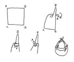 Connaissez-vous la technique du furoshiki ? C'est un morceau de tissu que l'on transforme en sac grâce à un système de pliage japonais… Et le rendu est super joli ! Pour cela, il vous faut …Lire la suite