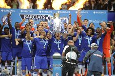 Chelsea wrapped up their season with come-from-behind victory over Sunderland to complete ...