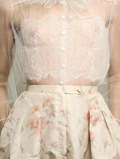 Dress. Valentino Haute Couture Spring 2012