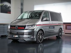A-Team Van reloaded: ABT Volkswagen Transporter - DrivEssential Volkswagen Transporter, Transporteur Volkswagen, Vw T5 Campervan, Transporter Van, Vw Caravelle, Vans Vw, Combi T1, A Team Van, T6 California