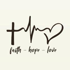 20 Ideas For Quotes Positive Love Faith God Quotes Tattoos, Bible Quote Tattoos, Peace Tattoos, Faith Tattoos, Trendy Tattoos, Mini Tattoos, Small Tattoos, Citation Bible, Faith Hope Love Tattoo