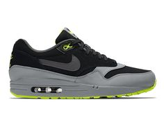 huge discount 29d23 a0528 Nike Air Max 1 Essentials GS Officiel Nike pour Femme Gris   vert-La  Officiel Nike Site! Chaussures Tn Distributeur France. Boutique Nike Tn  Requin ...