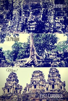 It's time to take a photo walk through Cambodia's Bayon, Ta Prohm and more Angkor Temples!
