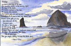 Breakage - Mary Oliver
