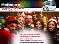 Melbourne Party Buses  offers the easiest & safest way to have your organise Party.