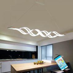Modern LED lights for Modern Life Island Pendant Lights, Led Pendant Lights, Modern Pendant Light, Pendant Lighting, Pendant Lamp, Chandelier Lighting Fixtures, Dining Room Lighting, Interior Lighting, Modern Lighting
