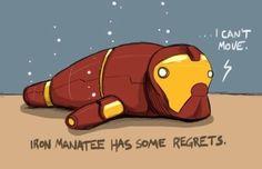Iron Manatee!