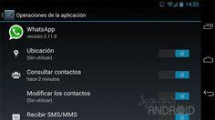 Android 4.3 (Jelly Bean) cuenta con un administrador de permisos oculto http://www.xatakandroid.com/p/96487