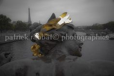 Golden Paris  Fine Art Photography Parisean by PatrickRabbatPhotos, $20.00