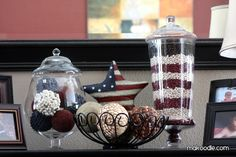 4th of July Decor Ideas.