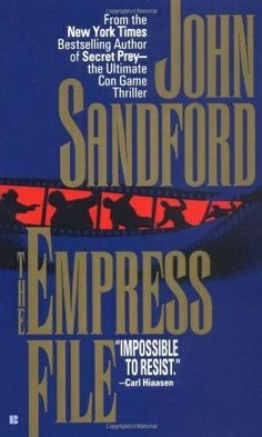 The Empress File ** by John Sandford