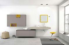Toutle mobilier de salle de bain contemporain et ses accessoires de décoration