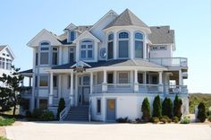 House vacation rental in Corolla, NC from VRBO.com! Sleeps 28, expensicve but cheaper (10,000) at end of summer.