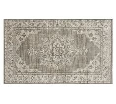 Teagan Hand-Knotted Rug - Gray Multi #potterybarn