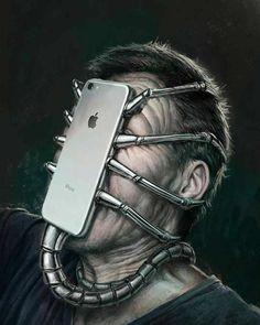 Cuando la tecnología se apodera de tí.!!!