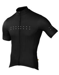 Full Gas Aero   Core Jerseys Large Men s (Black) Cycling Tops 5a161a864