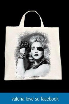 Awesome Madonna Shopping bag