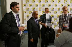 @repjohnlewis arrives @Comic_Con #SDCC #Congress #March #historyinthemaking