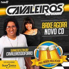 CAVALEIROS DO FORRÓ - PRA BEBER PRA ROER - CD PROMOCIONAL - MAIO 2014  http://www.suamusica.com.br/?cd=371715