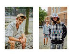 Nosense SS/19 Lookbook British Style Men, Carbon Copy, Mens Fashion Magazine, Seiko, Panama Hat, Ss, Spring Summer, Celebrities, Celebs