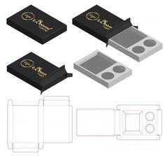 Bakery Packaging, Food Packaging Design, Coffee Packaging, Bottle Packaging, Box Template Printable, Templates, Box Design, Label Design, Package Design