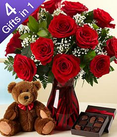 valentine's day flowers amazon