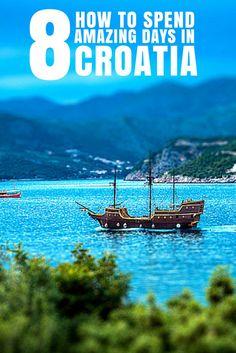 Croatia Tours | 8 Days in Dalmatia | Travel Croatia Guide