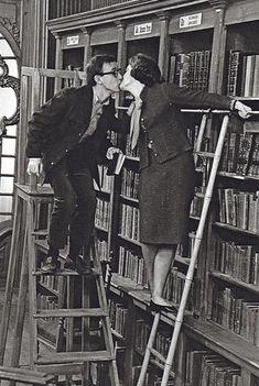 Amor bibliotecario