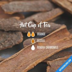 Hit Cup of Tea Essential Oil Diffuser Blend