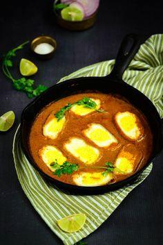 paneer ke ande #Indian #Vegetarian #Recipe #paneer #Curry