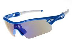 Oakley Star of Sunglasses Cream Blue Frame Brown Lens 1157 [ok-2182] - $12.50 : Cheap Sunglasses,Cheap Sunglasses On sale