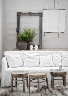 Natural mood and whites | because we do not need colour