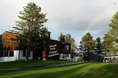 2 BED Island Park Village Resort - vacation rental in Yellowstone National Park, Wyoming. View more: #YellowstoneNationalParkWyomingVacationRentals