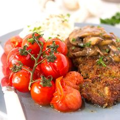 Recipe for coconut and parmesan crusted Pork Schnitzel with mushroom gravy Ingredients 500 gr pork steaks 2 cups grated parmesan 2 cups desiccated coconut a handful chopped parsley salt and […]
