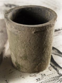 399 sale price try a more rustic approach for your plants with this charcoal clay