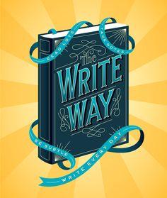 Jessica Hische - The Write Way