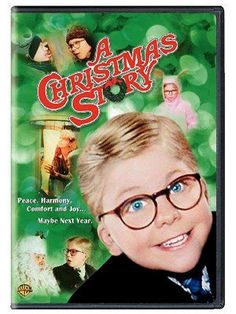 I took the quiz 'Which Classic Christmas Character Are You?' and got 'Ralphie'. And A Christmas Story is my favourite Christmas movie!