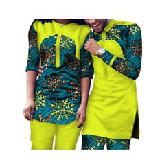 Dashiki African Clothing Matching Style For Couple Men and Women - Ankara African couples clothing – Afrinspiration Source by - African Wear Styles For Men, African Dresses For Kids, African Clothing For Men, African Shirts, Latest African Fashion Dresses, African Print Fashion, Couples Assortis, Romantic Couples, Couples African Outfits