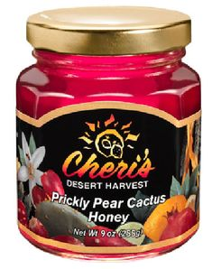 Prickly Pear Cactus Honey