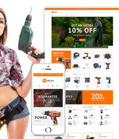 PrestaShop Template , Impresta Tools -