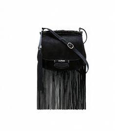 Gucci Nouveau Fringe Suede Shoulder Bag ($2500)