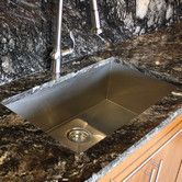 "Found it at Wayfair - 32"" x 19"" Zero Radius Single Bowl Undermount Kitchen Sink"
