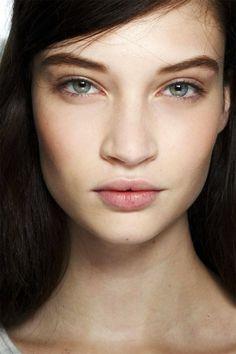 maquillage nude tendance pour la 2015