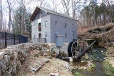 Beck's Mill,  Washington County, IN