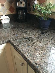 How To Repair A Separating Granite Countertop