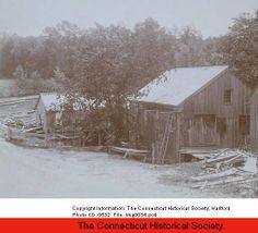 Latimers mills, Montville. :: Connecticut History Online