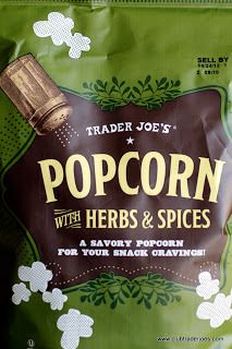 Trader Joe's Popcorn with Herbs and Spices - Club Trader Joe's
