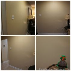 Day 4 - Blank Wall